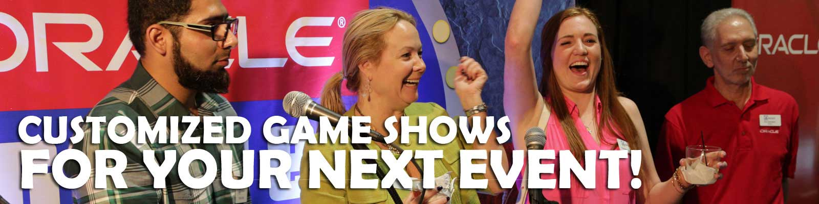 Team Building Game Show Corporate Events | Game Show Connection